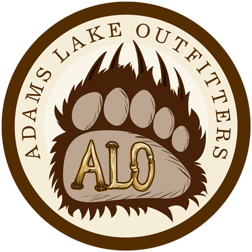 Adams Lake Outfitting Logo